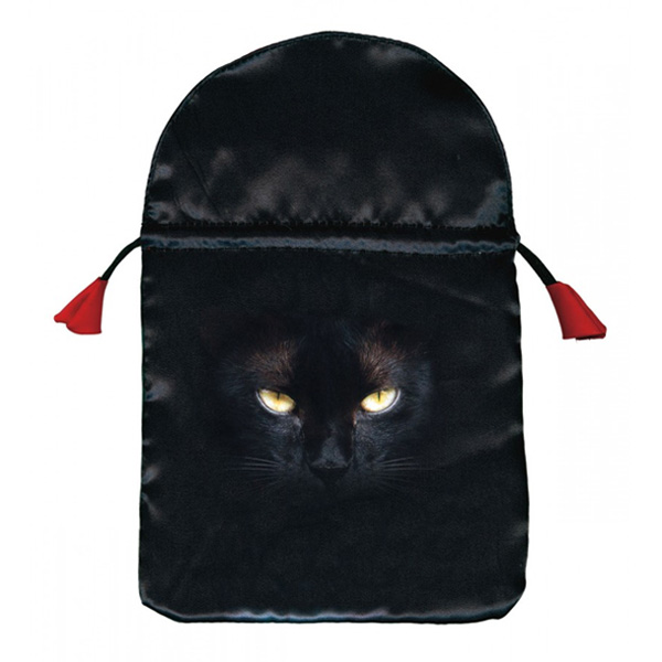 Black Cat Tarot Bag