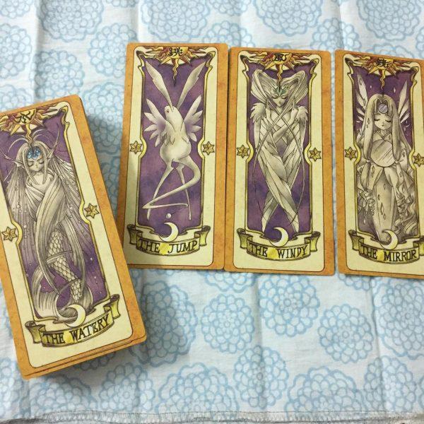 Clow Cards 1