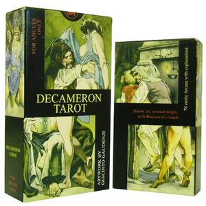 Decameron-Tarot