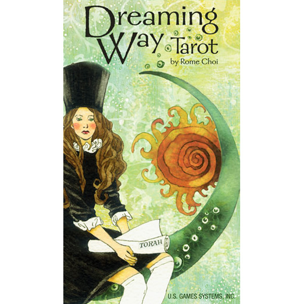 Dreaming Way Tarot cover