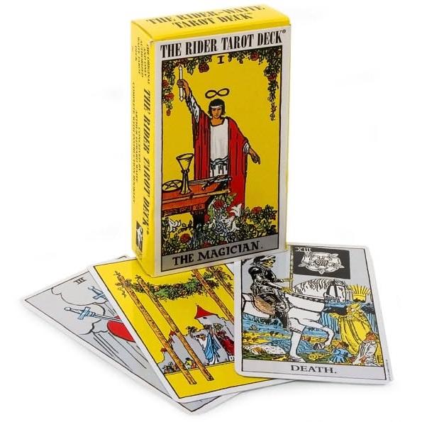 Rider-Waite-Tarot-Deck