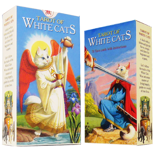 Tarot-of-White-Cats