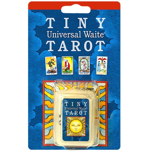Tiny-Universal-Waite-Tarot-Key-Chain