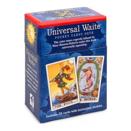 Universal-Waite-Pocket-Tarot-Deck