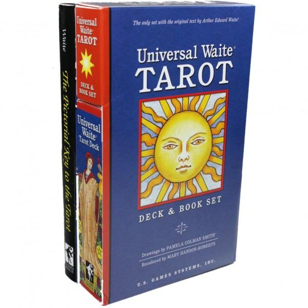 Universal-Waite-Tarot-Deck-and-Book-Set-600×600