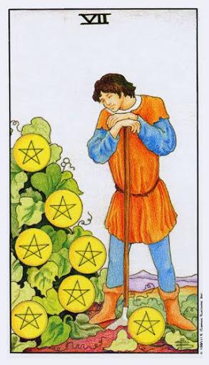 Ý Nghĩa Lá Bài Seven of Swords Trong Tarot