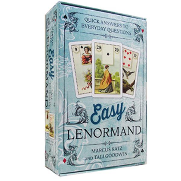 Easy Lenormand 1
