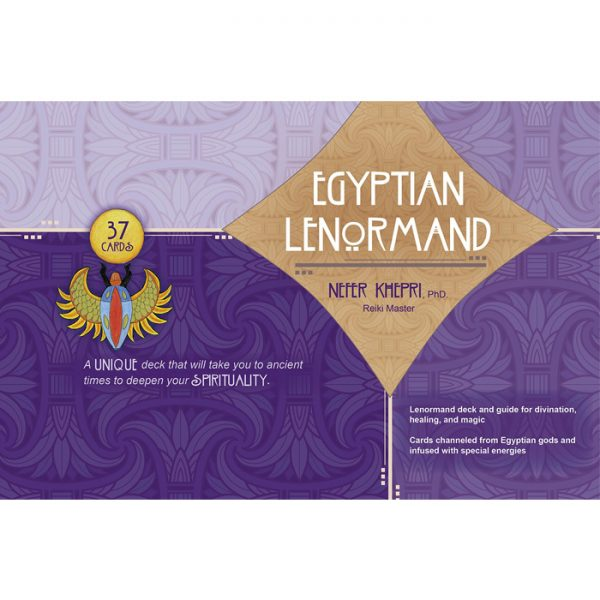 Egyptian Lenormand 1