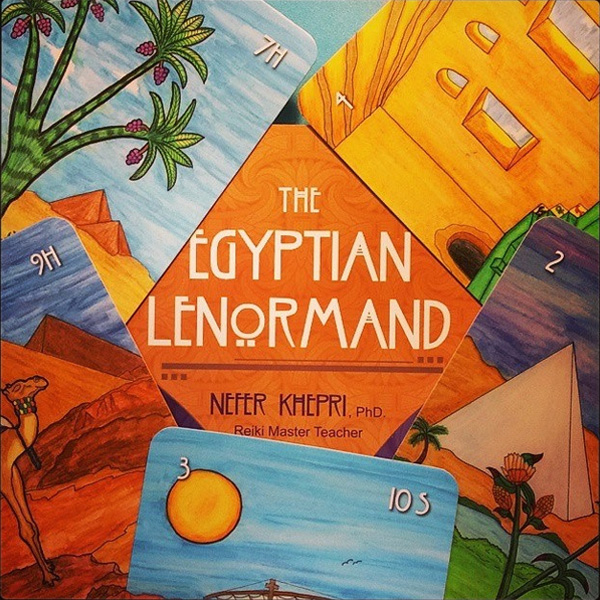 Egyptian Lenormand 4
