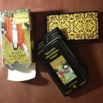 Golden Universal Tarot 2