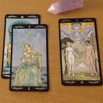 Golden Universal Tarot 3