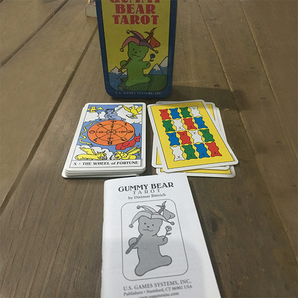 Gummy Bear Tarot 2