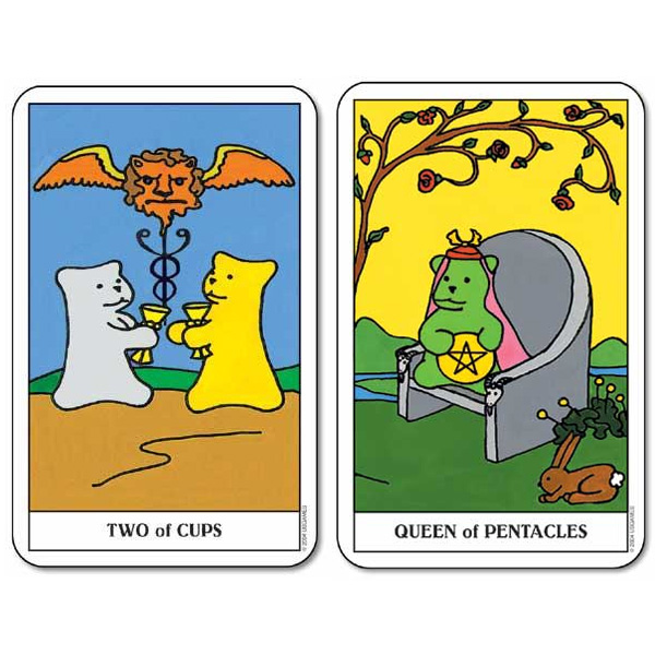 Gummy Bear Tarot 4