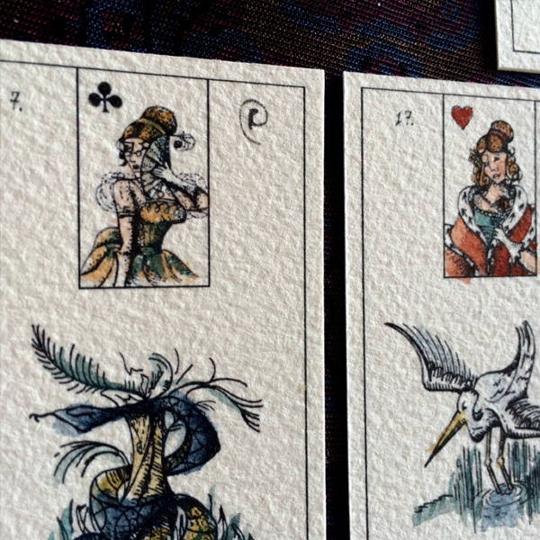 Maybe Lenormand 6