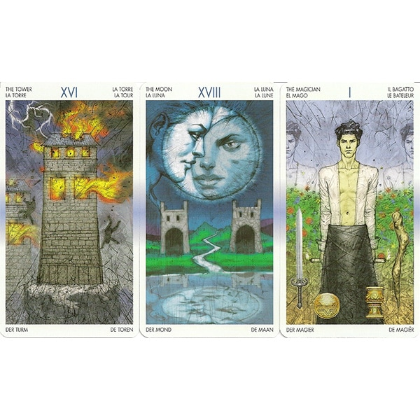 Tarot of Reflections 1