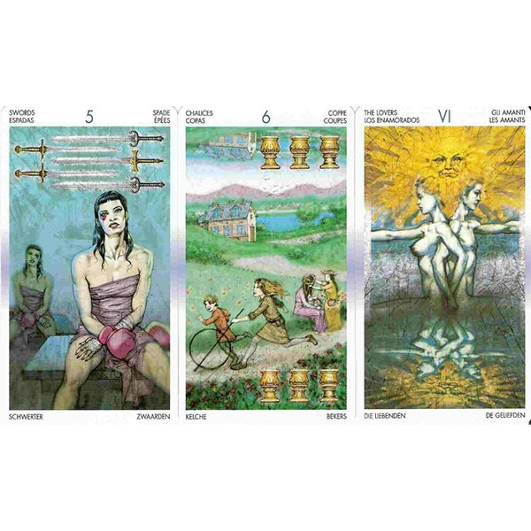 Tarot of Reflections 2