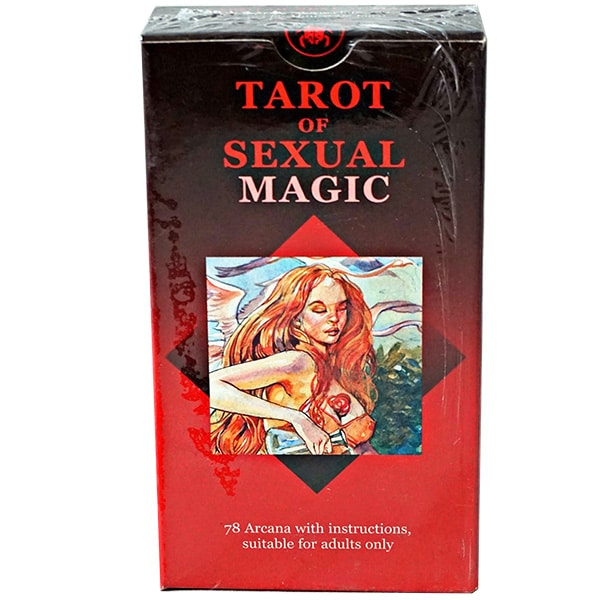 Tarot of Sexual Magic 1
