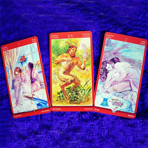 Tarot of Sexual Magic 2