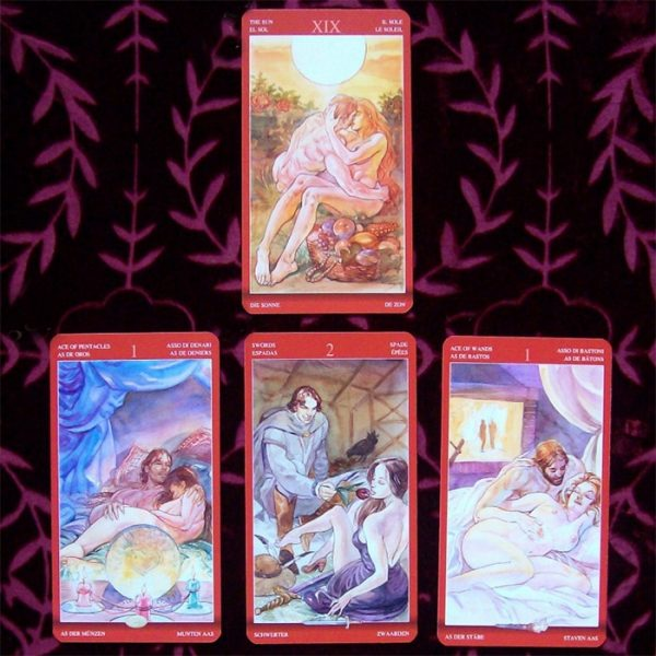 Tarot of Sexual Magic 3