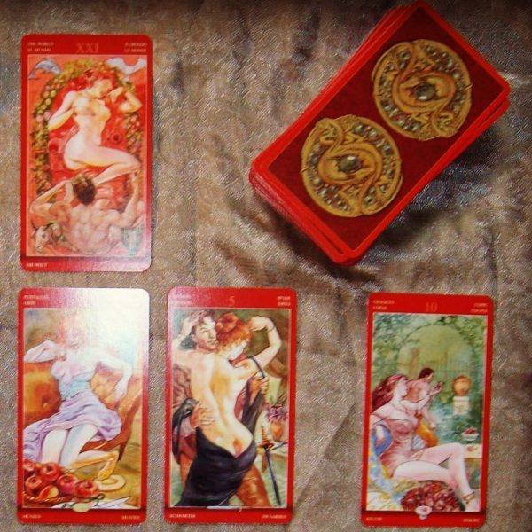 Tarot of Sexual Magic 4