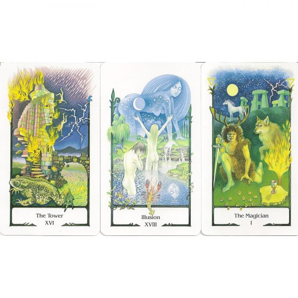 Tarot of the Old Path 2