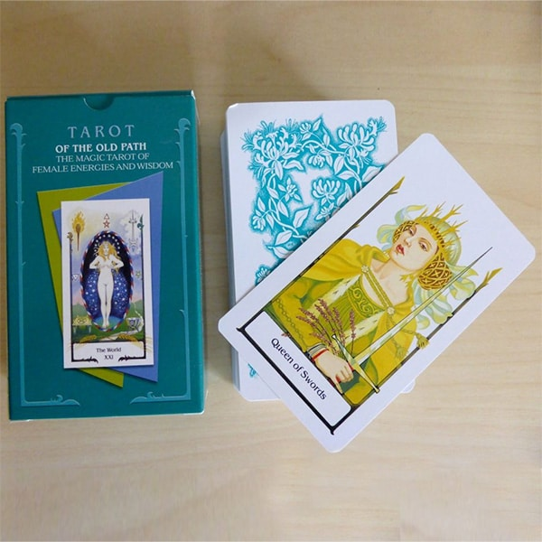 Tarot of the Old Path 4