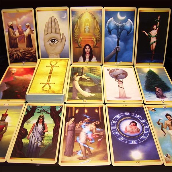 Tarot of the Sacred Feminine 1