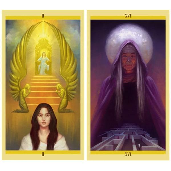 Tarot of the Sacred Feminine 2