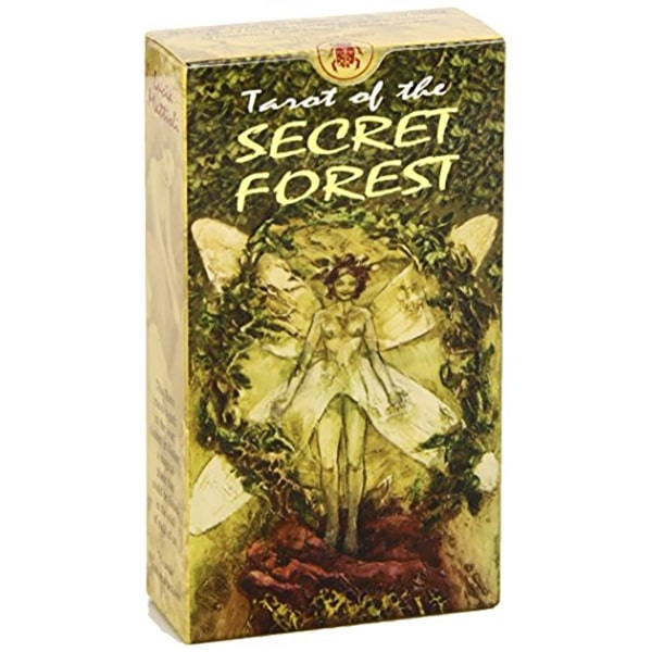 Tarot of the Secret Forest 1