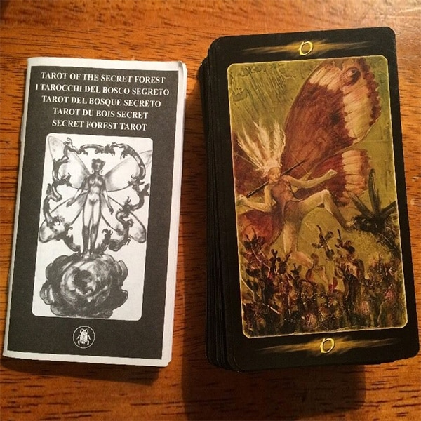 Tarot of the Secret Forest 2