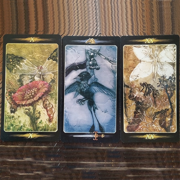 Tarot of the Secret Forest 3