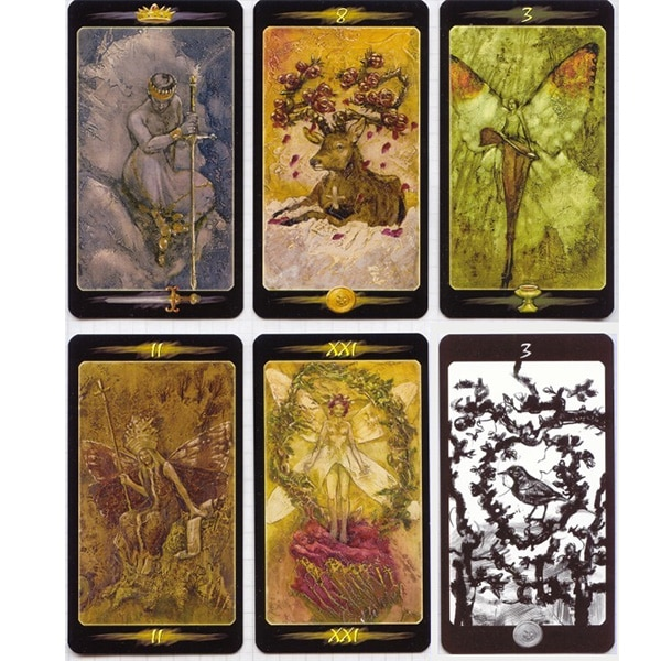 Tarot of the Secret Forest 4