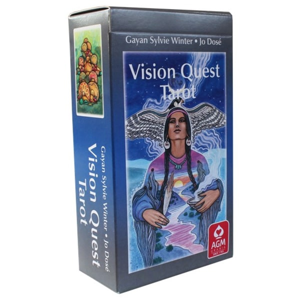 Vision Quest Tarot 1
