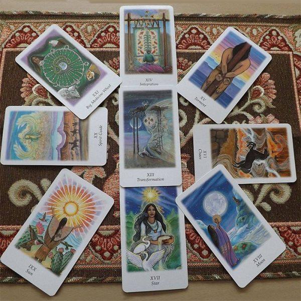 Vision Quest Tarot 3
