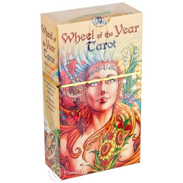 Wheel Of The Year Tarot 1