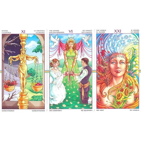 Wheel Of The Year Tarot 4