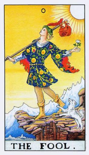 Ý Nghĩa Lá Bài 0 - The Fool Trong Tarot