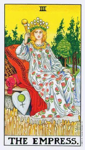 Ý Nghĩa Lá Bài III - The Empress Trong Tarot