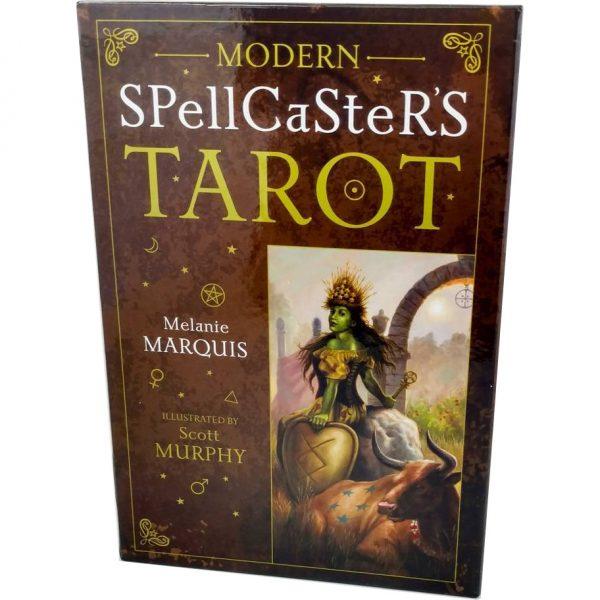 Modern Spellcaster's Tarot 1