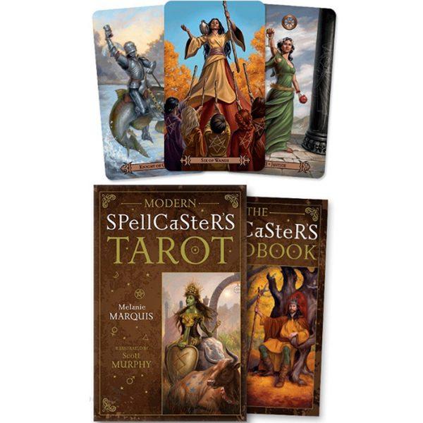 Modern Spellcaster's Tarot 2