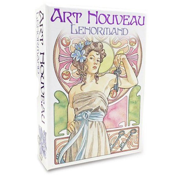 Art Nouveau Lenormand 1