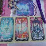 Mystical Manga Tarot 10