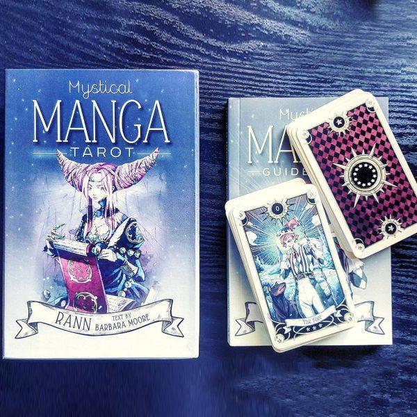 Mystical Manga Tarot 11