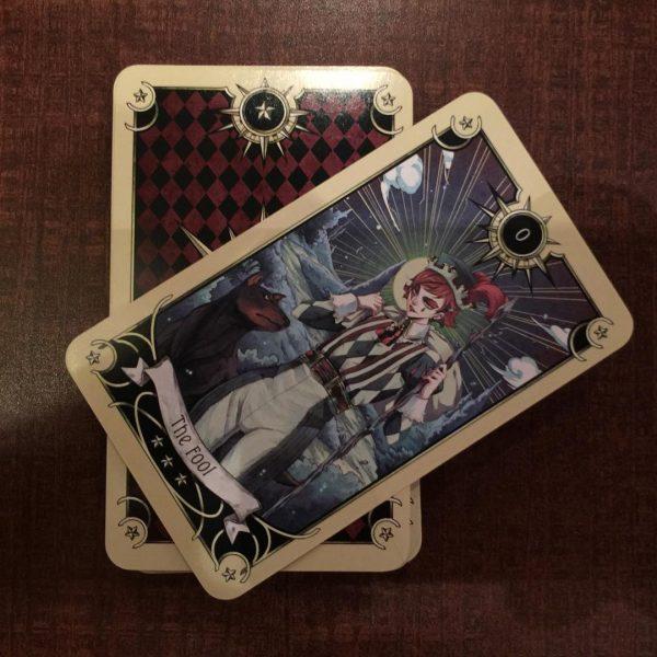 Mystical Manga Tarot 7