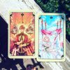Mystical Manga Tarot 9