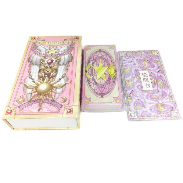 Sakura Cards 4