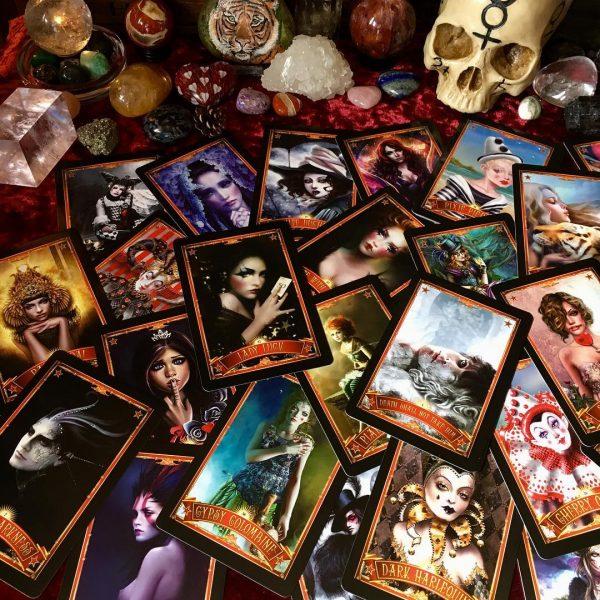 Divine Circus Oracle 3