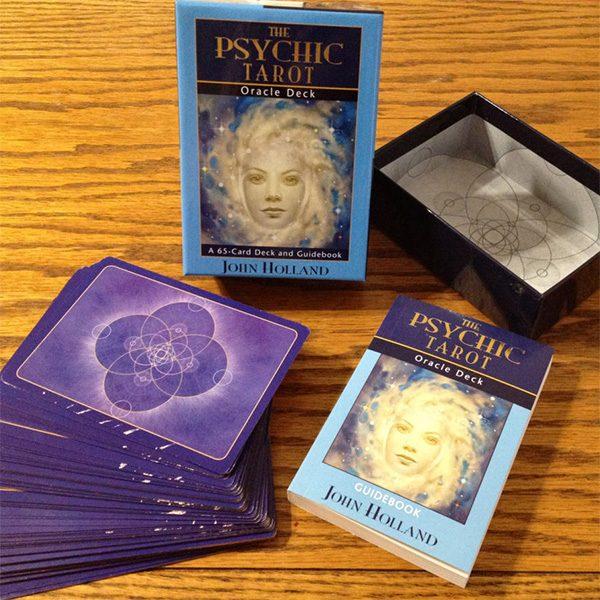 Psychic Tarot Oracle Deck 4