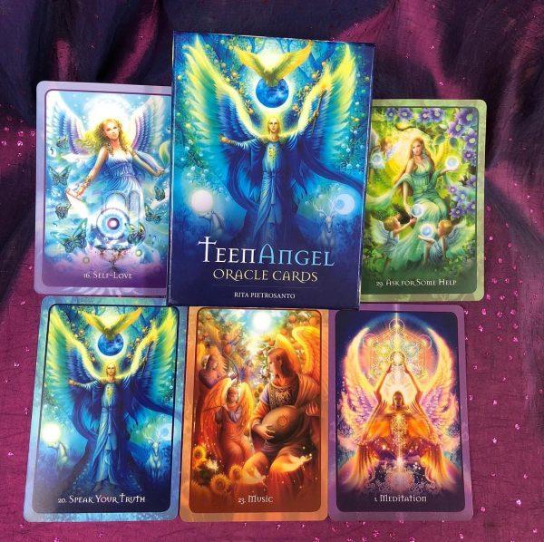 TeenAngel Oracle Cards 11