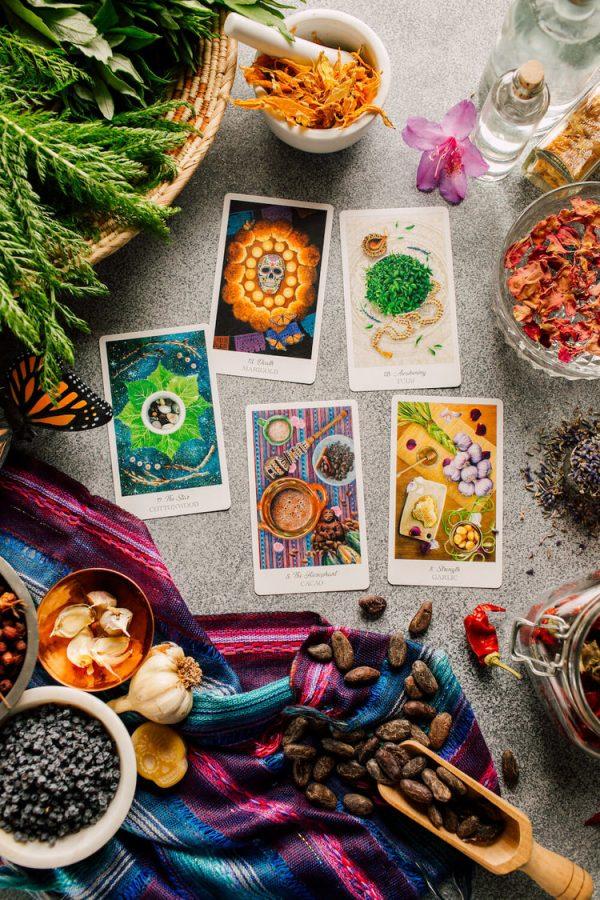 Herbcrafters+Tarot+Garlic